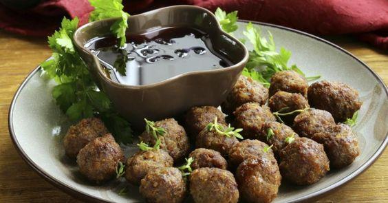 La sauce hoisin et le gingembre sont à l'honneur pour accompagner à merveille ces boulettes