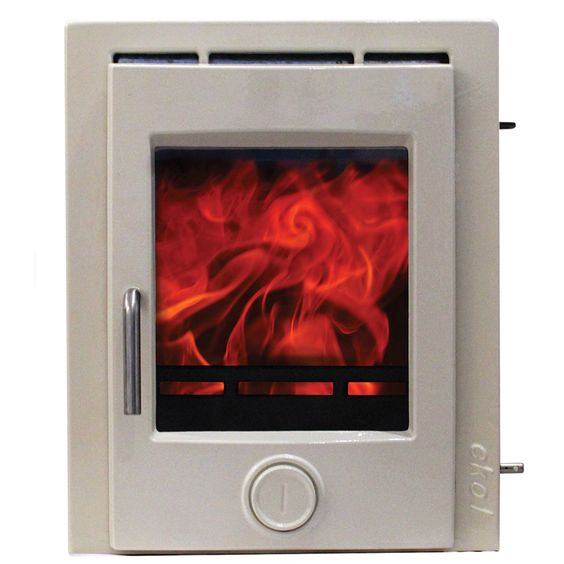 Ekol Inset 5 Multifuel Inset Stove From Fireplace Products