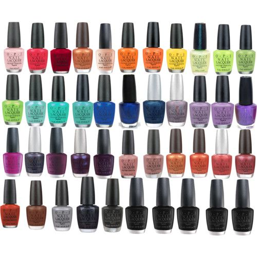 5 Pack OPI Nail Polish Mystery Selection