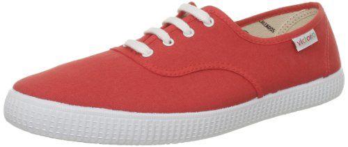 Victoria Inglesa Lona, Unisex-Erwachsene High-Top Sneaker, Orange (Coral), 42 EU - http://on-line-kaufen.de/victoria/42-eu-victoria-inglesa-lona-unisex-erwachsene-top
