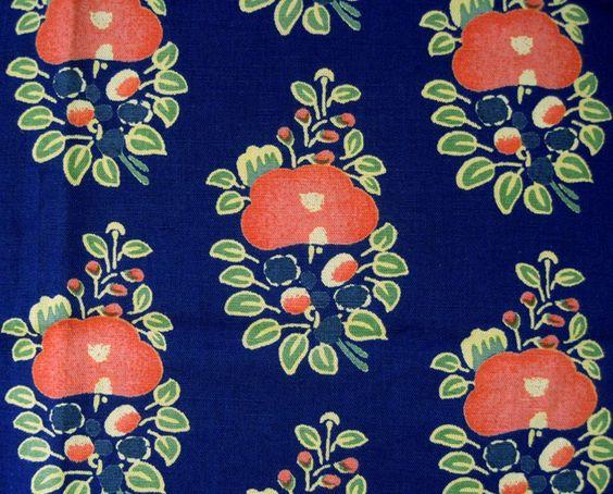 Alma blue fabric by Tulu Textiles in Istanbul Turkey