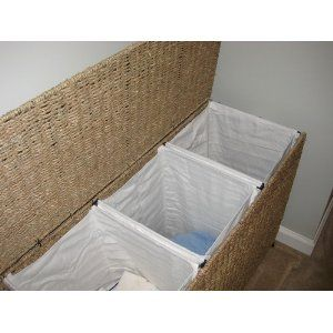 Laundry Hamper Laundry And Hampers On Pinterest