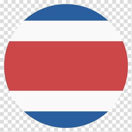 Costa Rica Flag Png Image Background Framed Flag Thailand Flag Costa Rica Flag