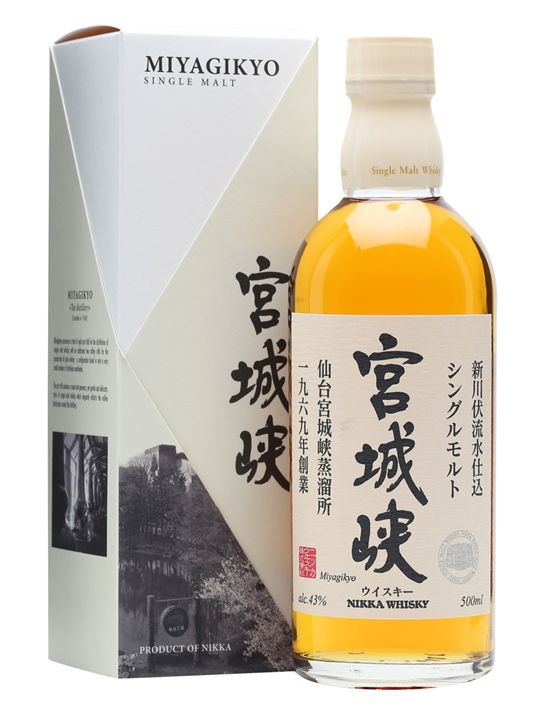 Non Age is Nikka's entry-level whisky from Miyagikyo distillery. Light in body, yet full of flavour, this is an excellent introduction to Japanese whisky.