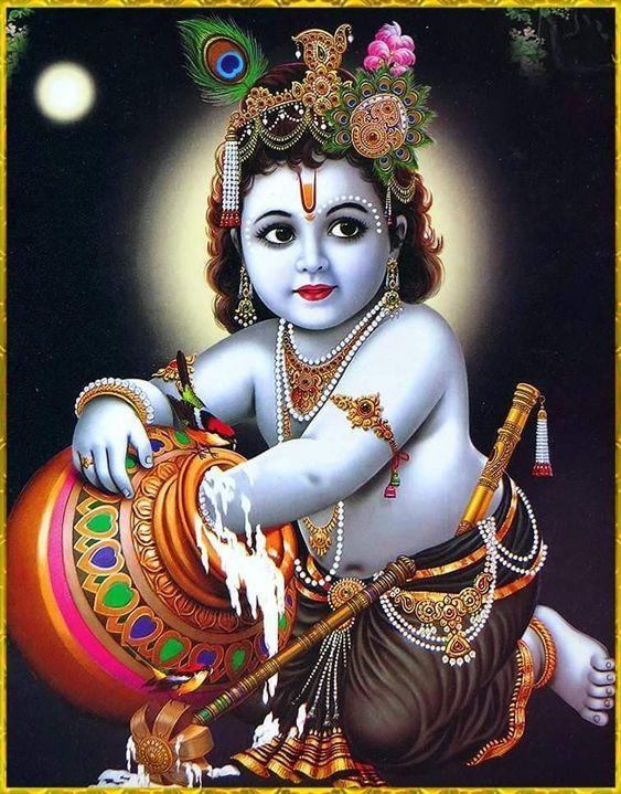 Little Shri Krishna Eating His Favorite Food Butter Krishna Wallpaper Krishna Bhagwan Lord Krishna Beautiful wallpaper krishna bhagwan