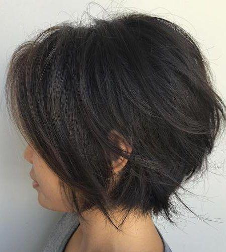 Choppy Bob Haarschnitte 2019 Bob Choppy Haarschnitte