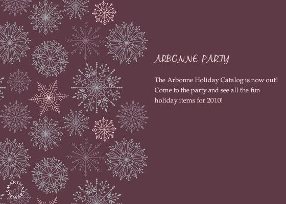 D Arbonne party and To the – Arbonne Party Invitations