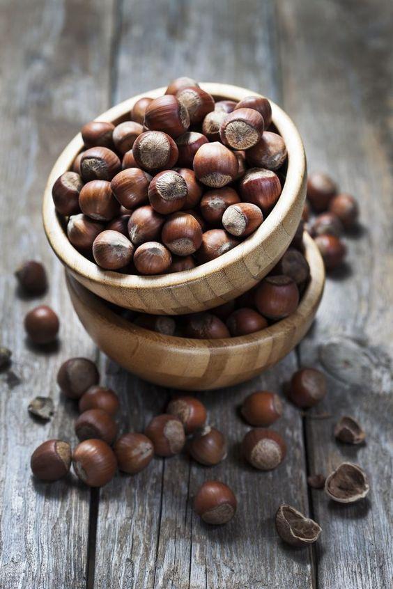 Hazelnuts by Yulia Kotina: