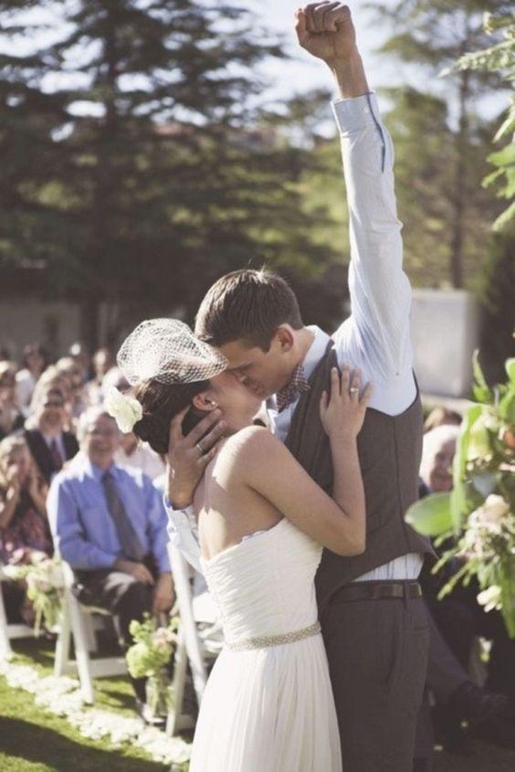 Photos de mariage originales thème mariage original
