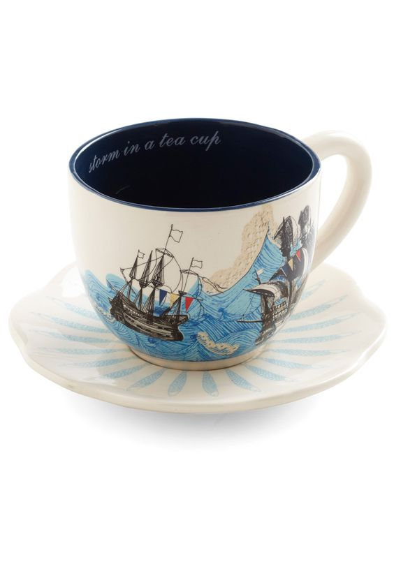 """a lovely """"storm in a teacup"""""""