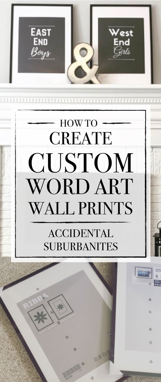 Lyric make your own lyrics : How to Create Your Own Custom Word Art Wall Prints with Song ...