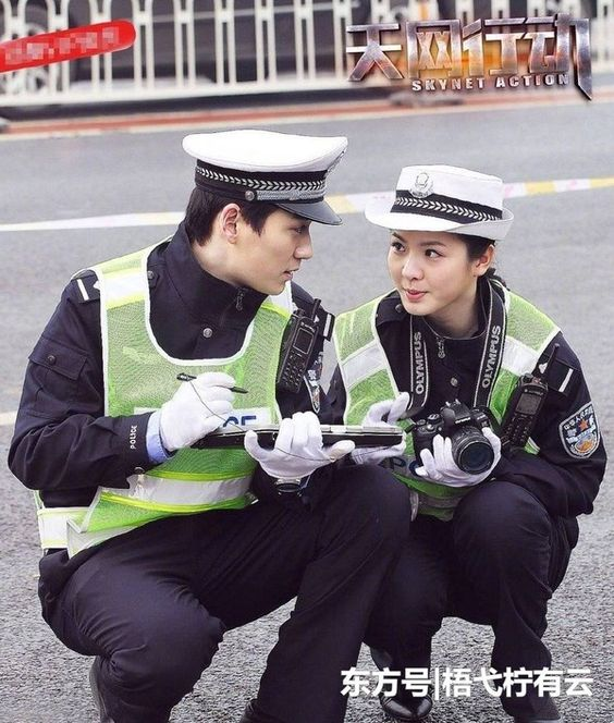 Phim thiên võng hành động Trung Quốc