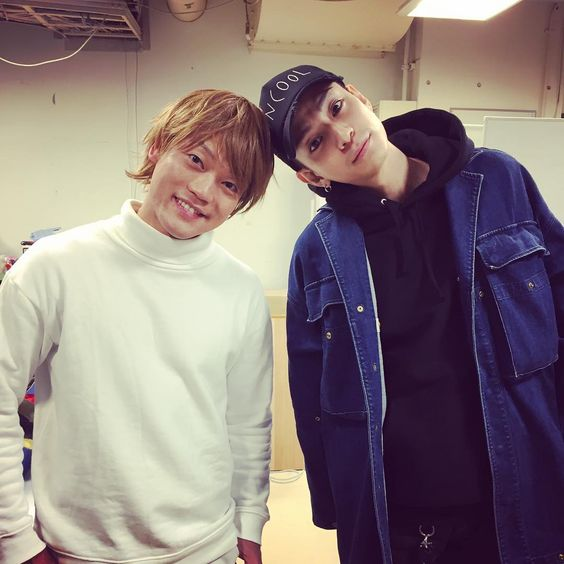 三浦翔平さんとおばたのお兄さん