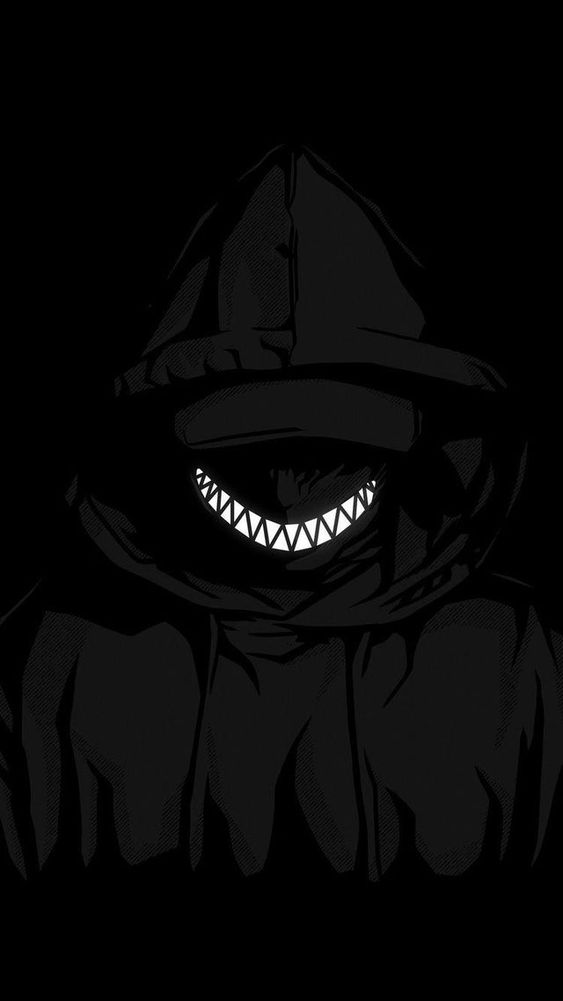 Black Figure - iWallpaper