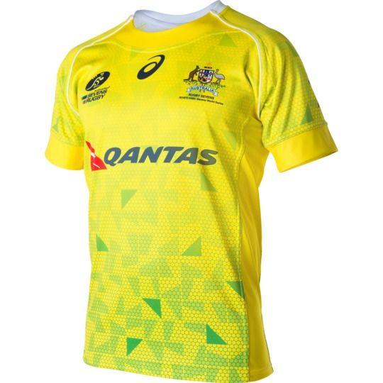 Australian Rugby Sevens 2014/2015 Jerseys