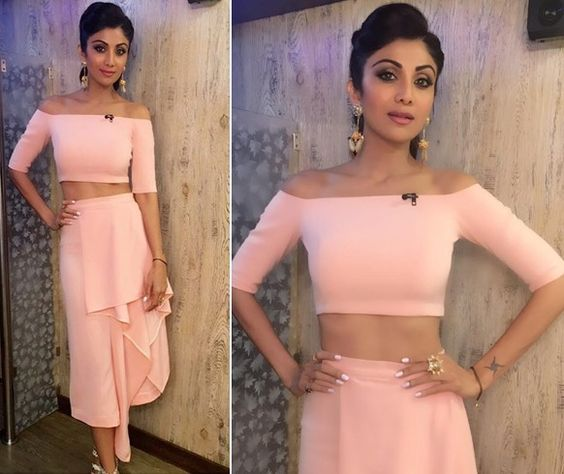Shilpa Shetty In Lola By Suman B