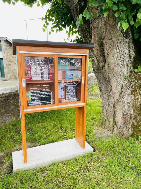 Ptite bibliothèque Libramont-Chevigny - Moircy