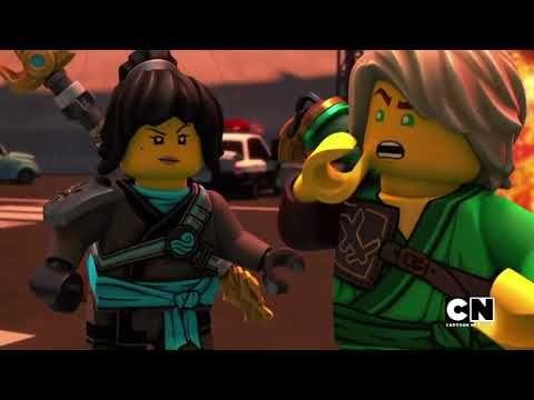 Lego Ninjago Season 11 Episode 10 Ancient History Youtube Lego