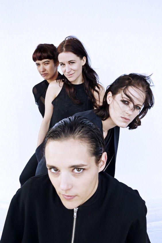 Savages band London