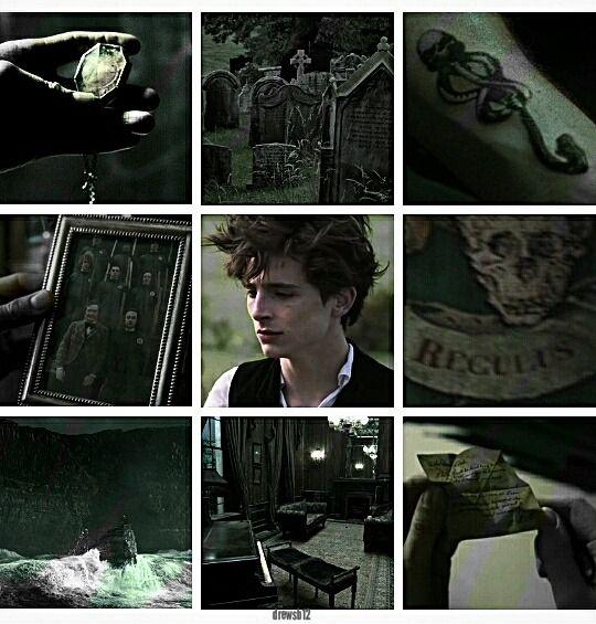Regulus Arcturus Black R A B Moodboard In 2021 Regulus Black Harry Potter Feels Harry James Potter