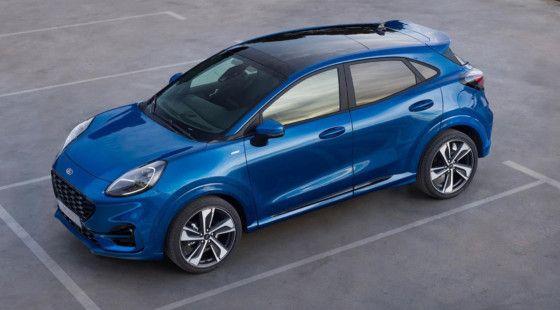 Todos Los Precios Del Ford Puma Para Alemania Suv Car Suv Car