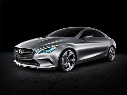 2012 Mercedes-Benz Concept Style Coupe - Concepts
