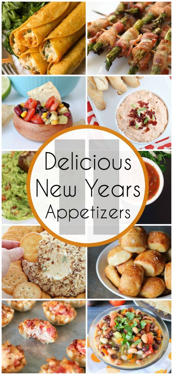 The best appetizers for new years eve best appetizers for Appetizer ideas for new years eve party