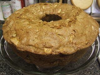Mothers Old Faithful Fresh Apple Cake