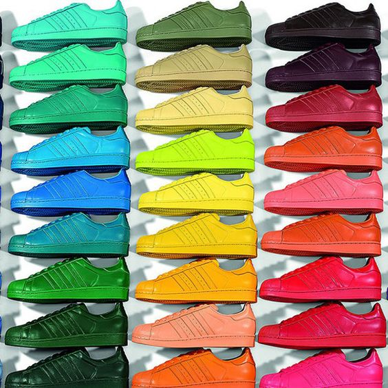 Adidas Superstar Colours
