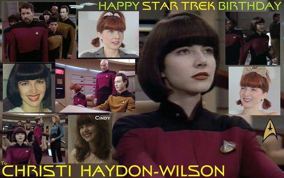 Christie Haydon-Wilson // (born 12 February 1967, age 47)