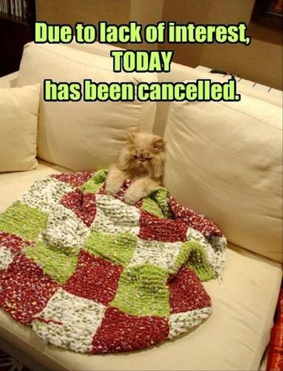 Due to lack of interest - today has been cancelled.: