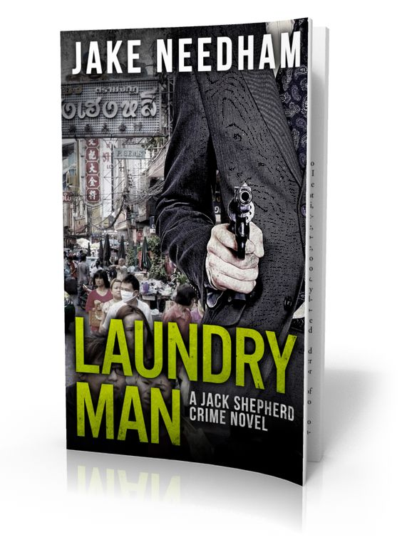Laundry Man by Jake Needham