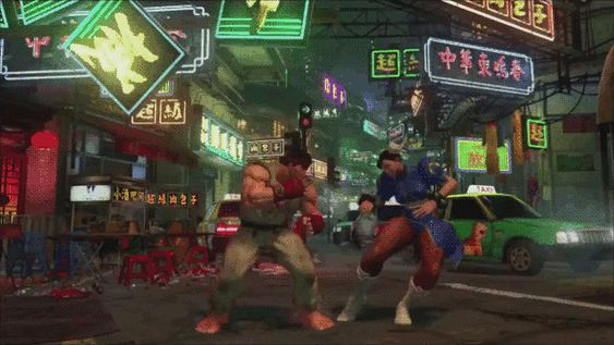 「Street Fighter V(ストリートファイター5)」登場告知ムービーがカプコン公式YouTubeで誤公開される - GIGAZINE