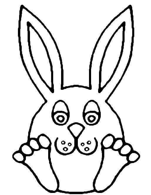 Easter Coloring Pages Easter Bunny Coloring Page To Print Bunny Coloring Pages Easter Bunny Colouring Easter Coloring Pages