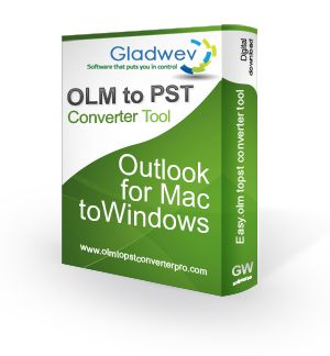 Merge Multiple Outlook 2011 for Mac OLM file to single PST file for Windows Outlook
