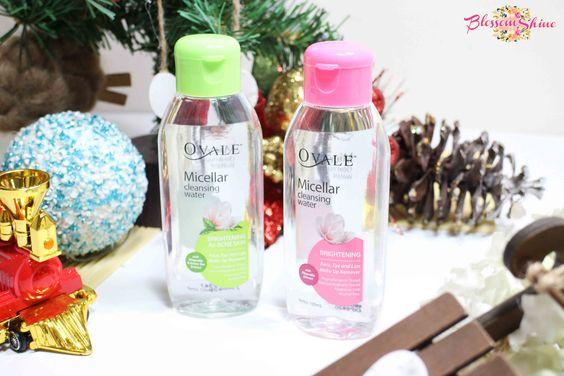Ovale Beauty Micellar Water