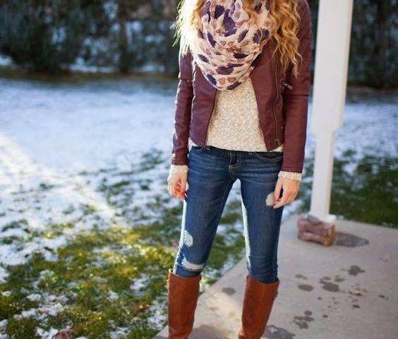 ملابس الفاشونيستا فى فصل الشتاء سيدات مصر Fashion Style Women