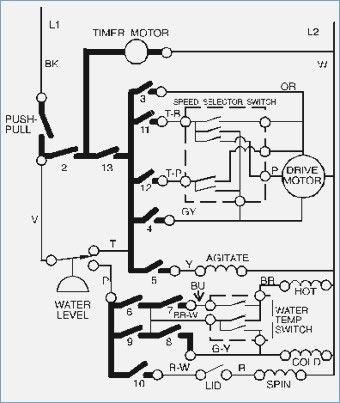 Wiring Diagram 2g 09 Heres Whirlpool Semi Automatic Washing | Washing  machine problems, Kenmore washer, Washing machine repair