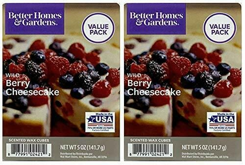 Better Homes And Gardens Berry Cheesecake