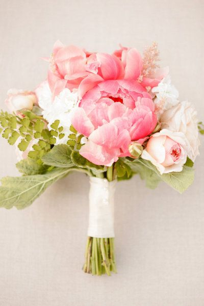 Bride Bouquets The Simple And Brides On Pinterest