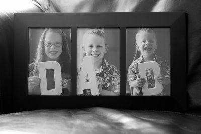 kids to dad for fathers day