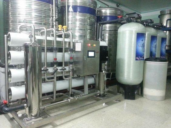 xử lý nước ro