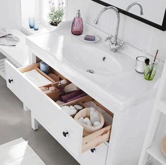 Hier gehts zur HEMNES Badezimmerserie