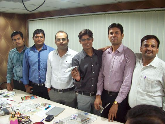 Team-B participants of the HR Induction & Training Session.