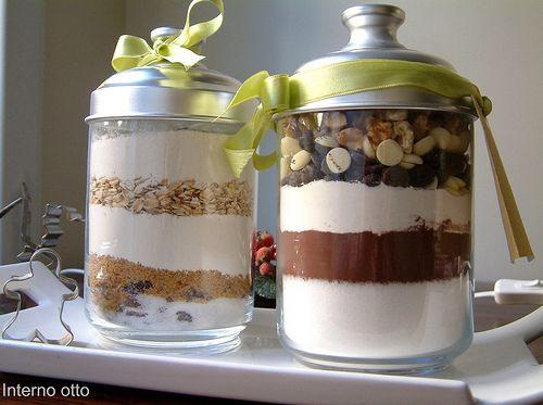 preparato per muffin in barattolo - Cerca con Google