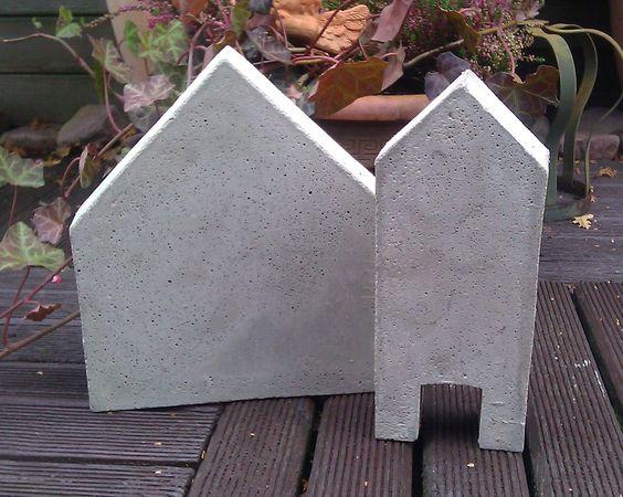beton h user mal eine etwas andere deko f r terrasse. Black Bedroom Furniture Sets. Home Design Ideas