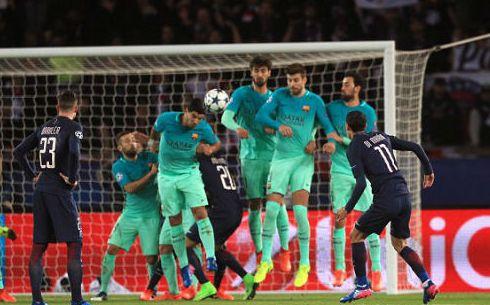 PSG - Barcelona. Không Thể Tin Nổi: