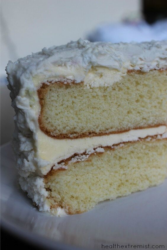 Gluten Free Dairy Free Vanilla Cake That Is The Perfect Gluten Free Birthday Ca Gluten Free Vanilla Cake Recipe Dairy Free Cake Recipe Gluten Free Vanilla Cake