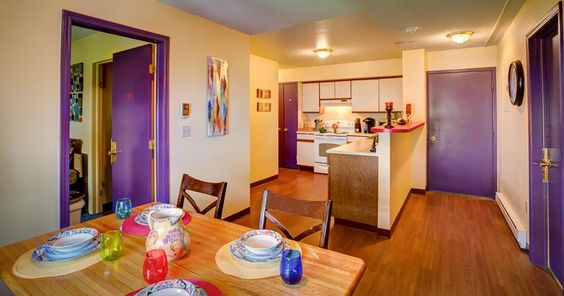 If you are looking for a great place to live, come and see what we have to offer! We are an Apartment Complex in Plattsburgh, New York that offers so much for so little. The Perfect place for those Going to School and in need of College Housing. Or for one Relocating to Plattsburgh, New York. Don't pay more, just Get More!! We offer Fully Furnished apartments that INCLUDE UTILITIES: Heat, Electricity, Cable TV, Wi-Fi, Access to the Business Center, Updated Fitness Center, FREE Shuttle.
