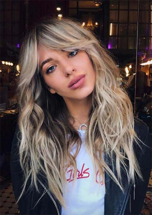 Pin On Top Long Hairstyles